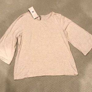 The Limited cream top